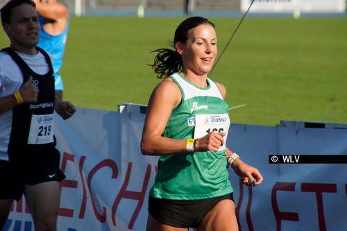 Baden-Württembergische Straßenlaufmeisterschaften 10 Kilometer am 10. Oktober 2021 in Heilbronn