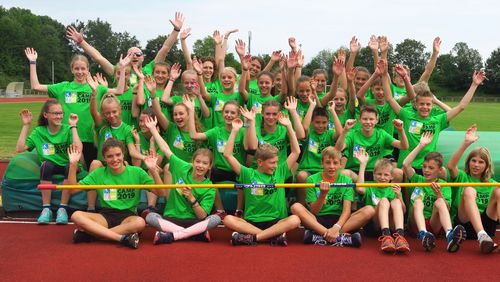 U14-Nachwuchs-Camp 2021