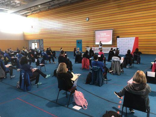 WLV-Kongress Jugend und Förderung am 24. Oktober 2020 in Stuttgart