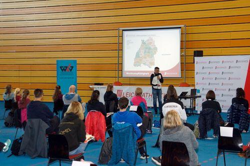 WLV Kongress Jugend & Förderung – Fortbildung mit Abstand