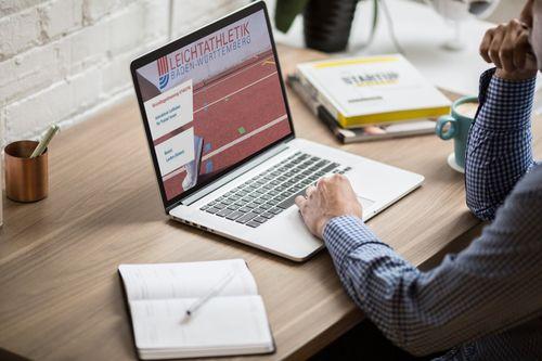 Online-Fortbildung: Neues Format der Leichtathletik Baden-Württemberg