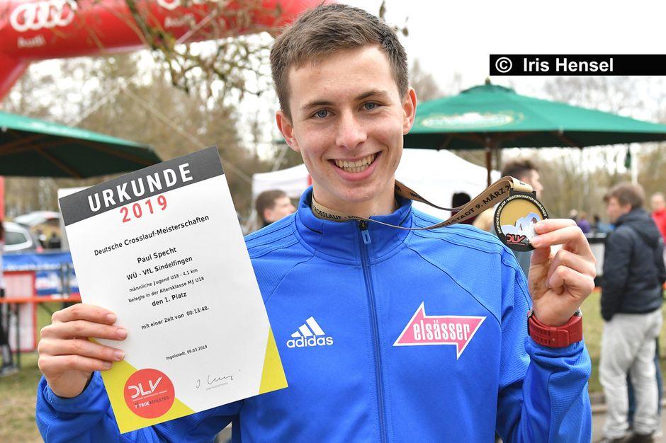 Deutsche Crossmeisterschaften am 9. März 2019 in Ingolstadt