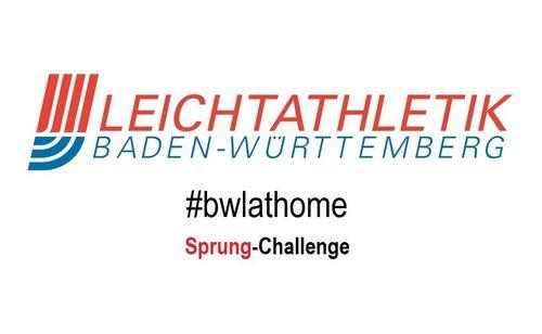 #bwlathome – Sprung-Challenge