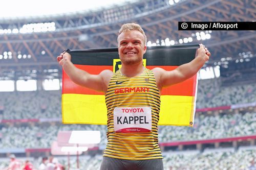 Bronze für Niko Kappel in Tokio