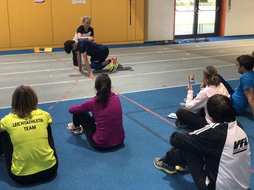 U14/U16 Trainer aufgepasst: Der WLV Kongress Jugend & Förderung bietet interessante Themen