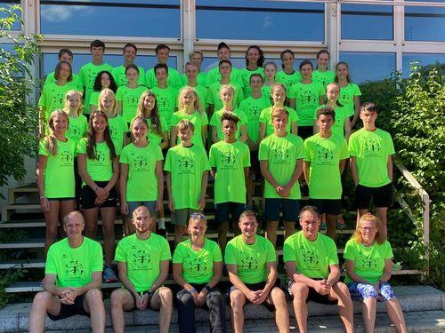 U16 Schülercamp: Sport, Spaß und Sonnenuntergang