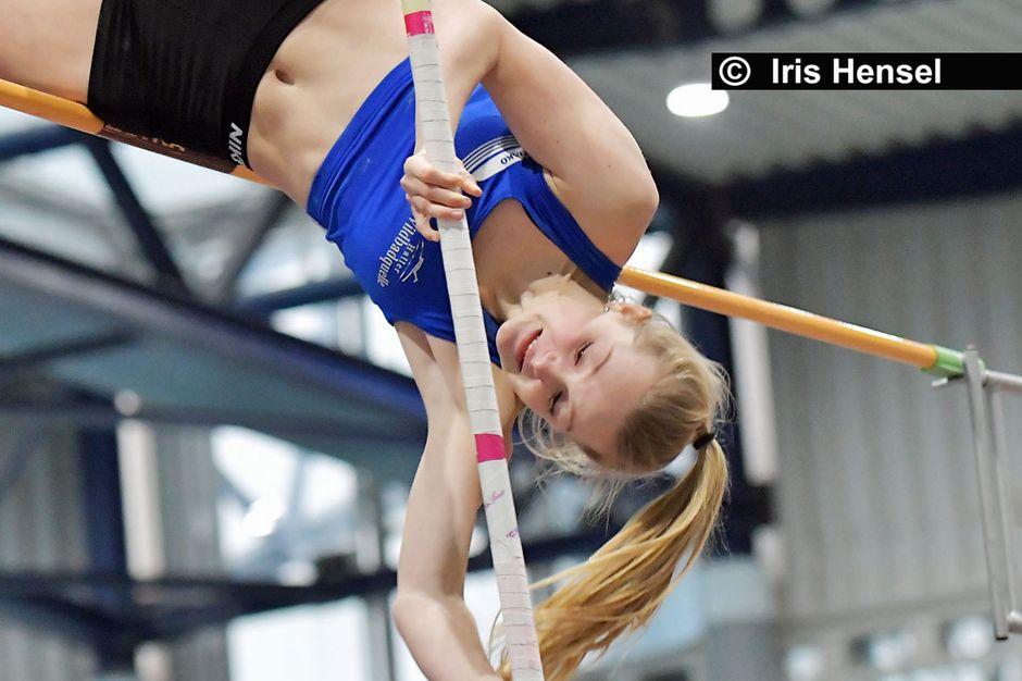 Süddeutsche Hallenmeisterschaften am 2./2. Februar 2019 in Frankfurt-Kalbach